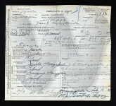 Death Certificate Jacob Korczykowski