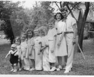 Berchin Grandchildren, 1942